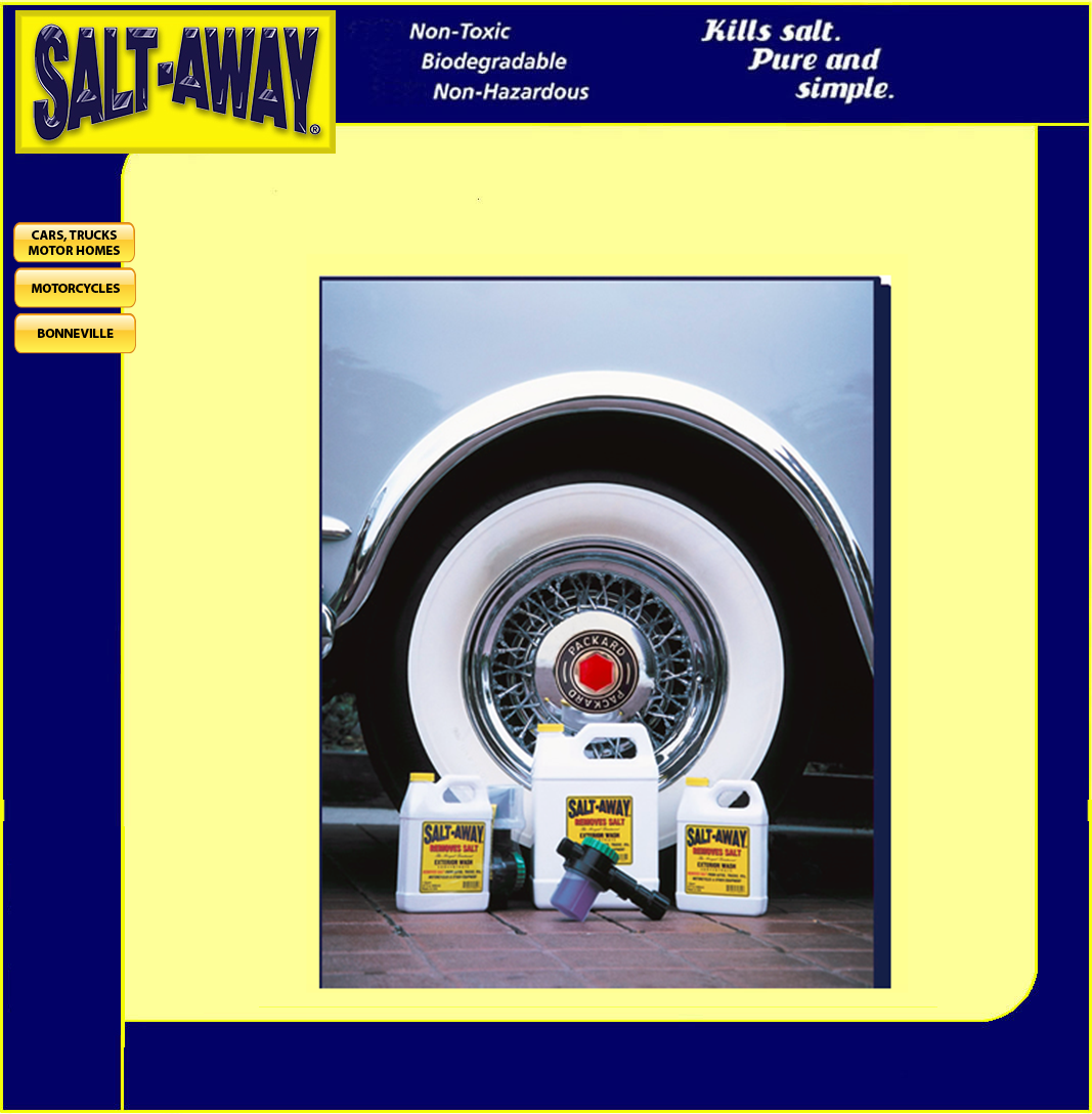 Salt-Away's Road Salt Applications